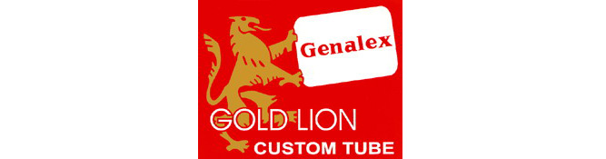 Логотип Genalex Gold Lion
