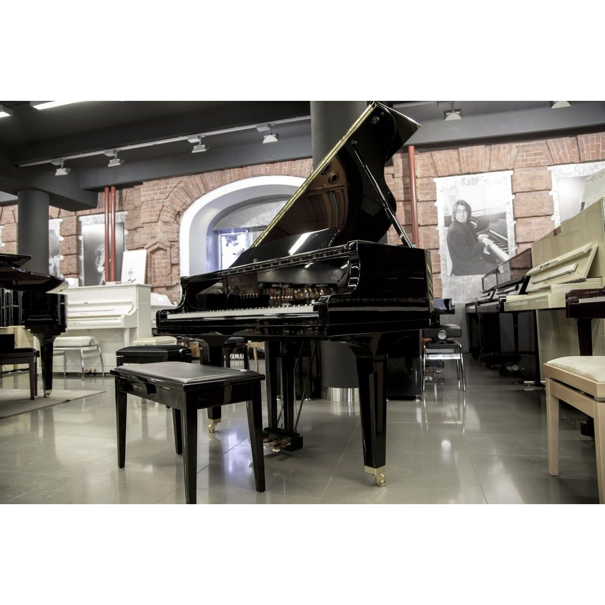 Рояль кабинетный Yamaha GB1K PE