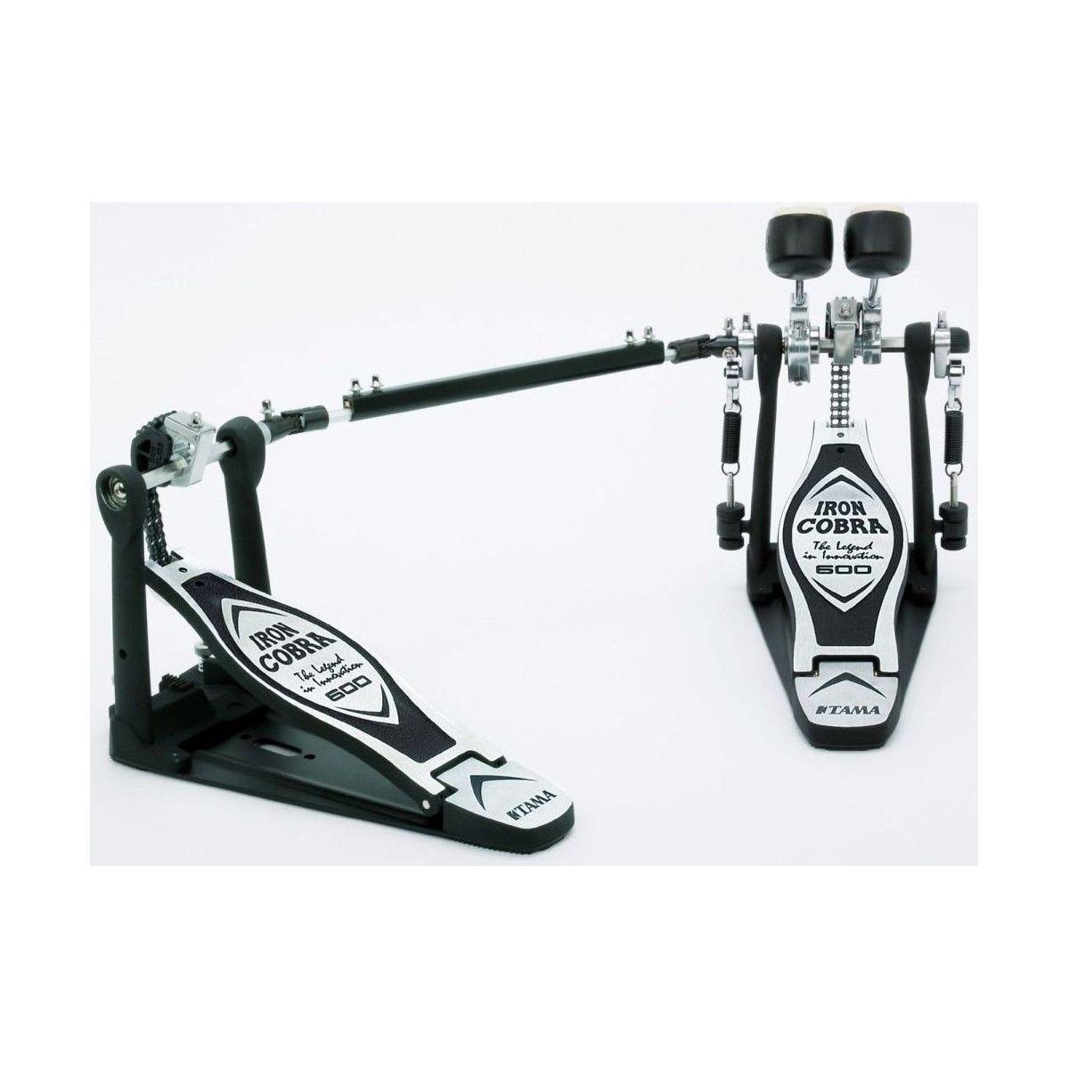 Tama HP600DTW Iron Cobra 600 Twin Pedal купить по выгодной ...