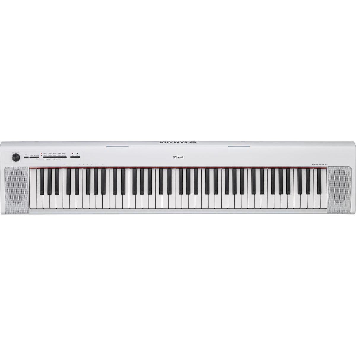 Портативное цифровое пианино Yamaha NP-32WH Piaggero