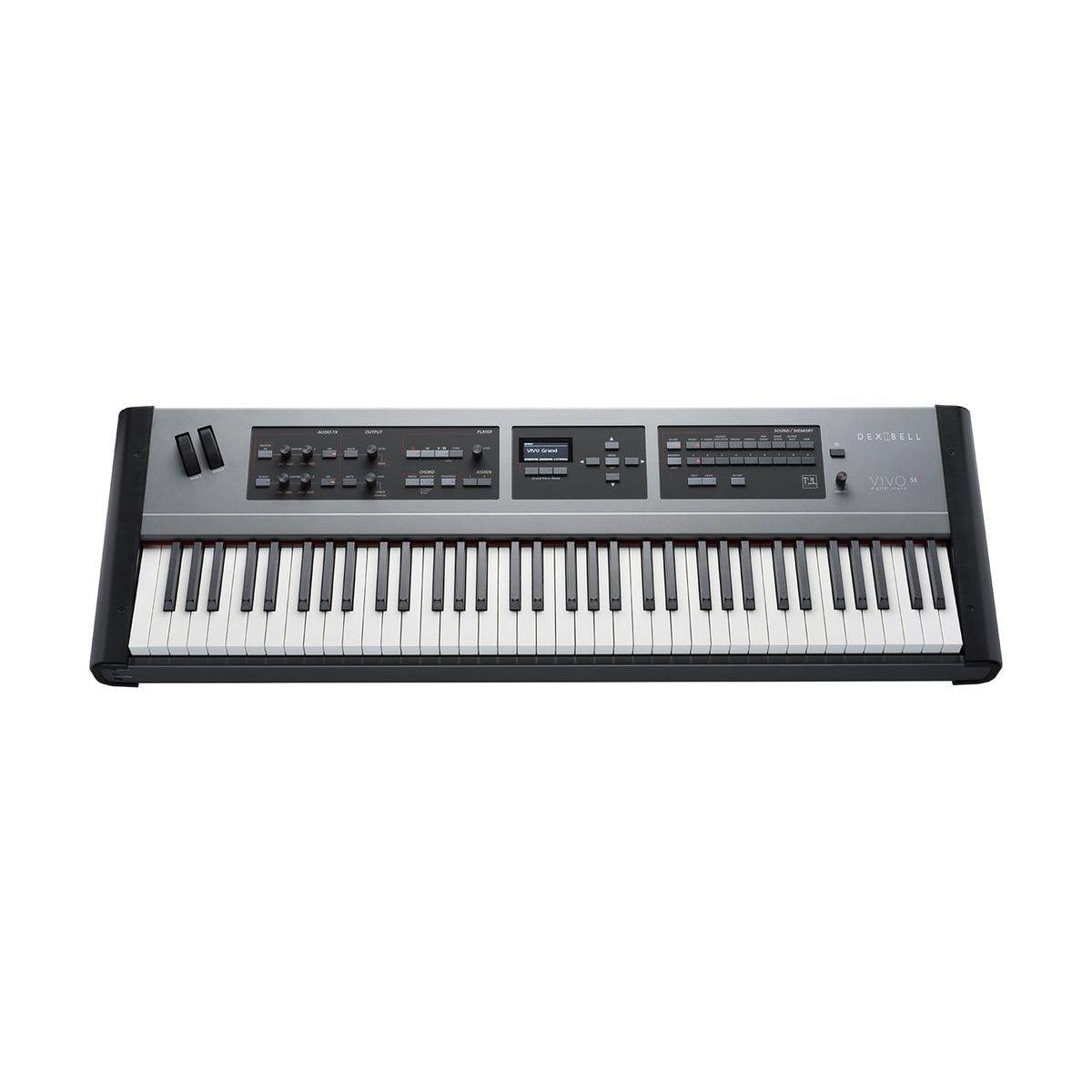 Сценическое цифровое пианино Dexibell VIVO S3