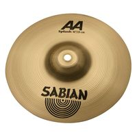 "Тарелка Sabian 10"" AA Splash"
