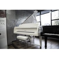 Рояль Sauter 210 Vivace Peter-Maly-Edition White Polished