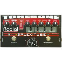 Гитарная педаль Distortion Radial Tonebone Plexitube