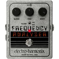 Гитарная педаль Кольцевой модулятор Electro-Harmonix Frequency Analyzer