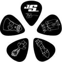 Planet Waves 1CBK2-10JS
