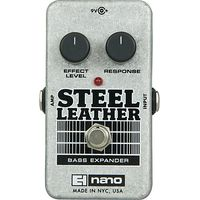 Гитарная педаль Electro-Harmonix Nano Steel Leather