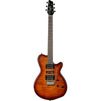 Электрогитара Godin XTSA Light Burst Flame