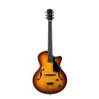 Полуакустическая электрогитара Godin 5TH AVENUE JAZZ Sunburst HG
