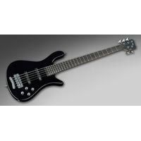 5-струнная бас-гитара Rockbass STREAMER LX5 Black Highpolish