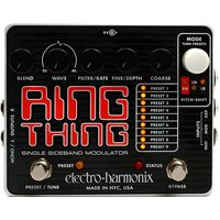 Гитарная педаль Кольцевой модулятор Electro-Harmonix Ring Thing