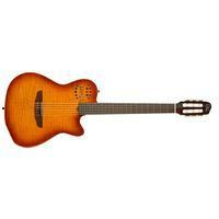 MIDI-гитара Solidbody Godin MULTIAC ACS SLIM NYLON SA Light Burst HG