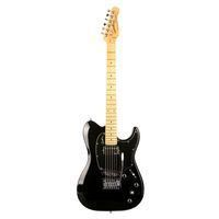 Электрогитара Godin SESSION CUSTOM TRIPLEPLAY Black HG MN