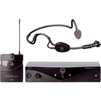 Головная радиосистема AKG Perception Wireless 45 Sports Set U2