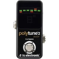 Напольный тюнер TC Electronic PolyTune 2 Mini Noir