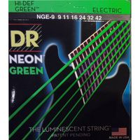 Струны для электрогитары 9-42 DR Strings NGE-9
