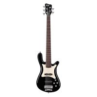 Warwick STREAMER CV 5 Black Highpolish