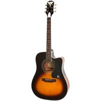 Электроакустическая гитара Epiphone Pro-1 Ultra Acoustic/ Electric Vintage Sunburst