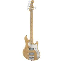 Fender American Deluxe Dimension Bass V HH MN Natural
