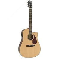 Акустическая гитара Fender CD-140SCE Dreadnought Natural Fishman Cl