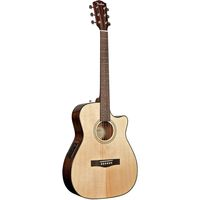 Электроакустическая гитара Fender CF-140SCE Folk Natural Fishman Presys Pr