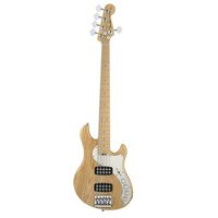 Бас-гитара Fender Deluxe Dimension Bass MN Natural