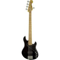 5-струнная бас-гитара Squier Deluxe Demension Bass V MN Black