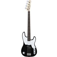 Бас-гитара Squier Mike Drint Precision Bass Black