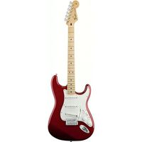 Электрогитара Fender Standard Stratocaster MN Candy Apple Red