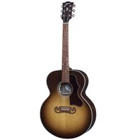 Электроакустическая гитара Gibson SJ-100 Walnut HoneyBurst