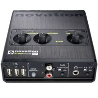 USB аудиоинтерфейс Novation Audiohub 2x4