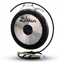 Гонг декоративный Zildjian 12` Traditional Gong And Stand Set