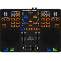 DJ-контроллер 2 канала Behringer CMD Studio 2A