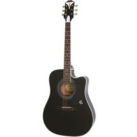 Электроакустическая гитара Epiphone Pro-1 Ultra Acoustic/ Electric Ebony