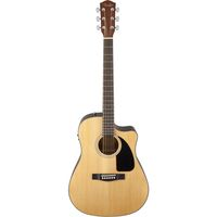 Акустическая гитара Fender CD-60CE Dreadnought Natural W/ Fishman MiniQ Preamp