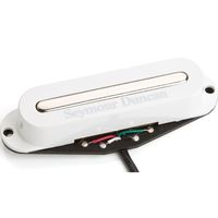 Сингл для электрогитары Seymour Duncan STK-S2B Hot Stack For Strat White