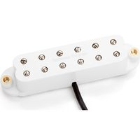 Хамбакер для электрогитары Seymour Duncan SL59-1N Little `59 WHT Neck