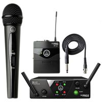 Радиосистема вокальная и инструментальная AKG WMS40 Mini2 Mix Set US45AC