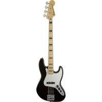 Бас-гитара Fender American Geddy Lee Jazz Bass Alder MN Black