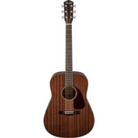 Акустическая гитара Fender CD-140S Dreadnought All Mahogany Natural Gloss