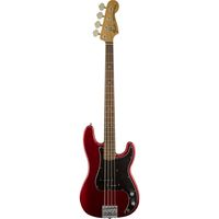 Бас-гитара Fender Nate Mendel Precision Bass RW Candy Apple Red