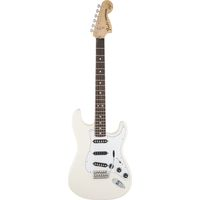 Электрогитара Fender Ritchie Blackmore Stratocaster Olympic White Tint