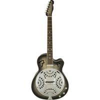 Резонатор электроакустический Fender Roosevelt Resonator CE Moonlight Burst