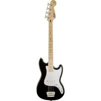 Бас-гитара Squier Affinity Bronco Bass MN Black
