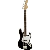 5-струнная бас-гитара Squier Affinity Jazz Bass V RW Black