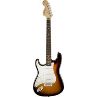 Электрогитара на левую руку Squier Affinity Stratocaster Left Handed Brown Sunburst