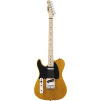 Электрогитара на левую руку Squier Affinity Telecaster Left Handed MN Butterscotch Blonde