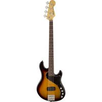 Бас-гитара Squier Deluxe Dimension Bass RW 3-Color Sunburst