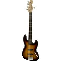 5-струнная бас-гитара Squier Deluxe Jazz Bass V Active RW 3-Color Sunburst