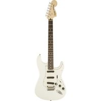 Электрогитара Squier Deluxe Strat Hot Rails Olympic White